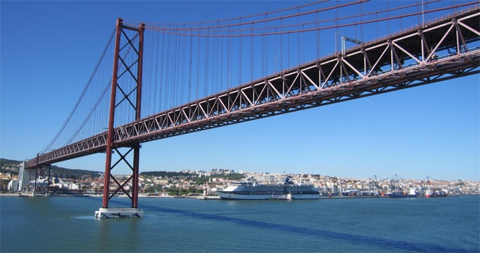 Navigating Lisbon Cruise Port Terminal And Getting To The Centre - Lisbon cruise ship port