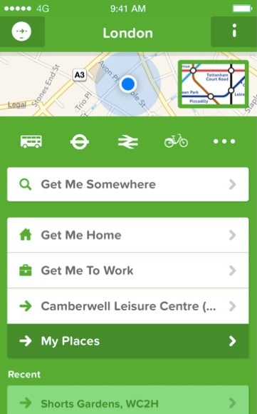 citymapper london