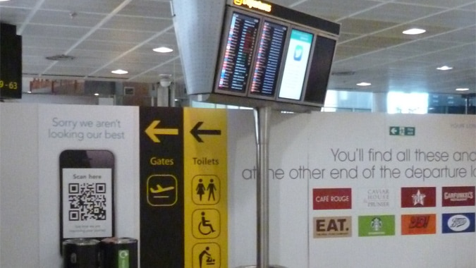 Departure Gates