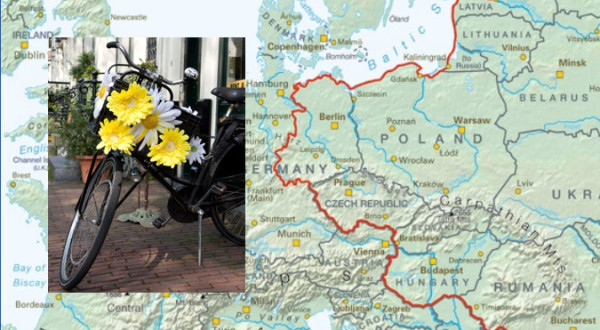 Iron Curtain Bicycle Route – Navigating Europe by Bike