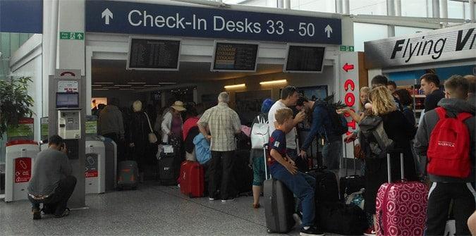 Bristol Airport Wayfinding – Case Study
