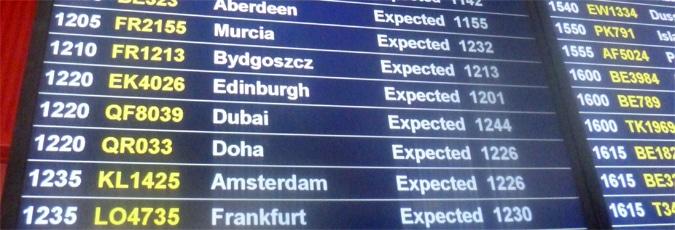 FID (Flight Information Display)