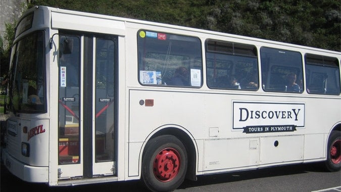 Plymouth Discovery Tours