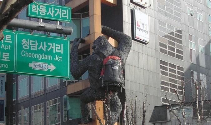 Navigating Seoul, Korea as a Westerner