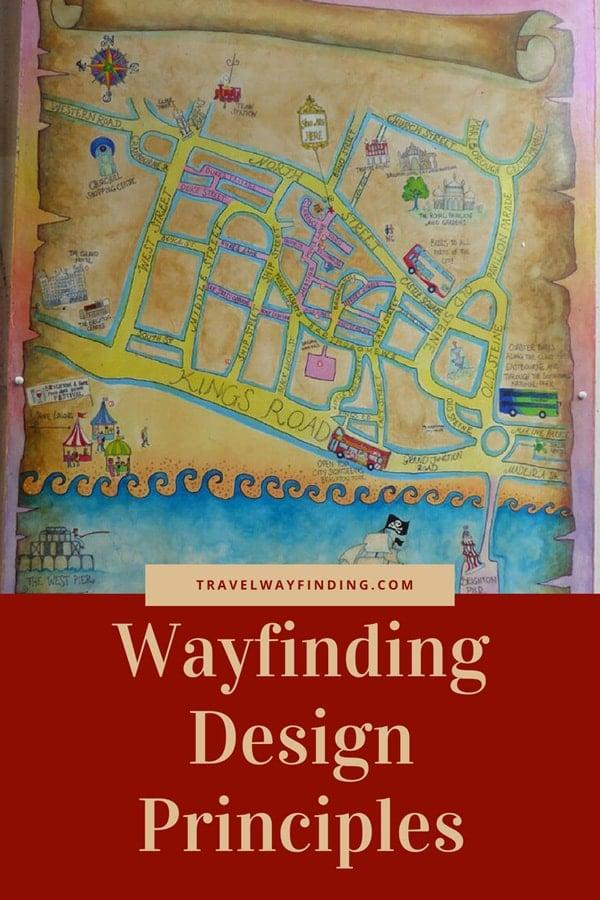 Wayfinding design principles