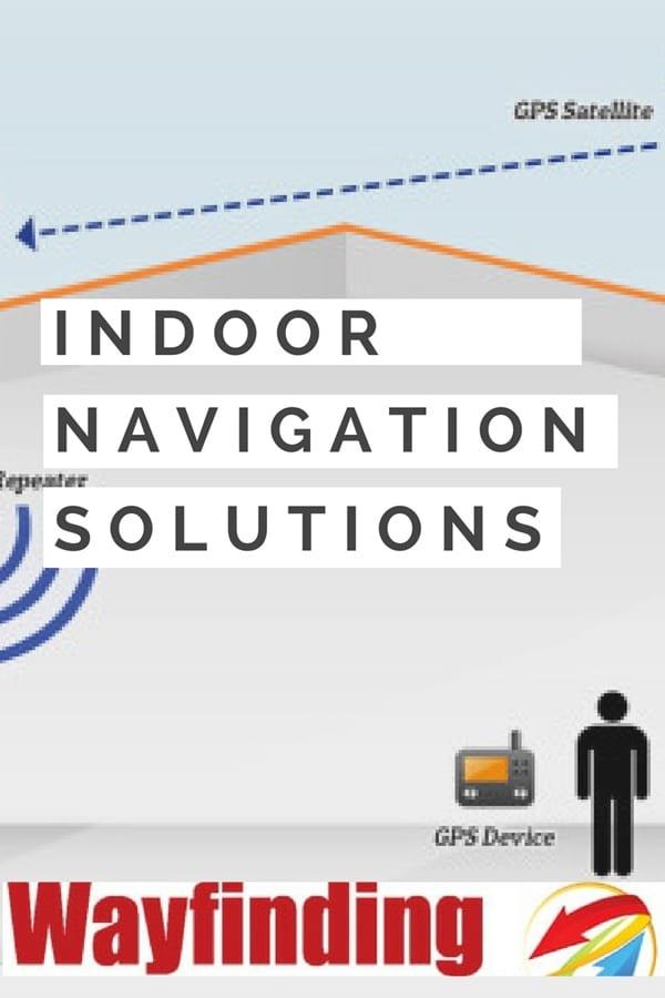 Indoor navigation solutions