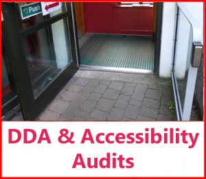 DDA and Accessibility audits and training