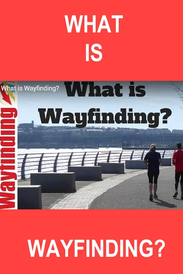 What is wayfinding Pinterest baner