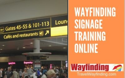 Wayfinding Signage Design Online Training Course