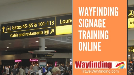Signage training ecourse online